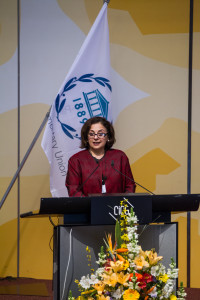 First woman on ballot for SG of IPU in 125 years